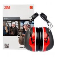 Protector auditivo PELTOR X3 con anclaje a casco P3 3M