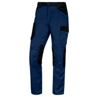 Pantalon M2PA3 M2 regular azul marino/azul rey L DELTAPLUS