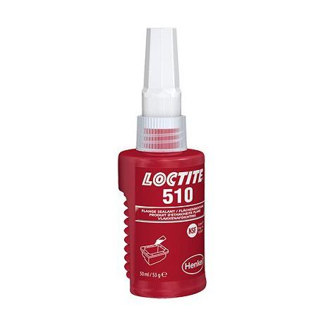LOCTITE 510 50ml formador de juntas alta temperatura 200ºC