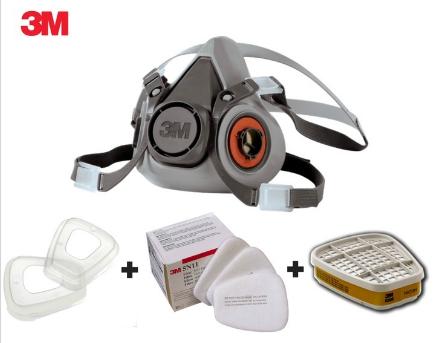 Respiratoria Máscaras Protección parte Gas De Fácil Ii - Guía