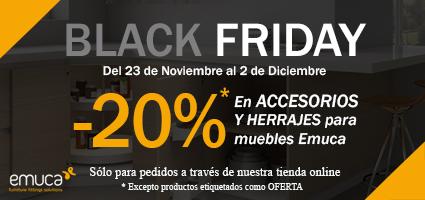 Black Friday Emuca