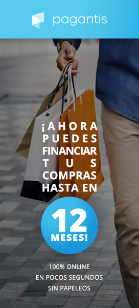 Financiación Pagantis