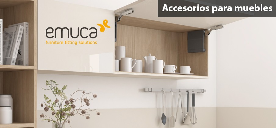 Accesorios muebles Emuca